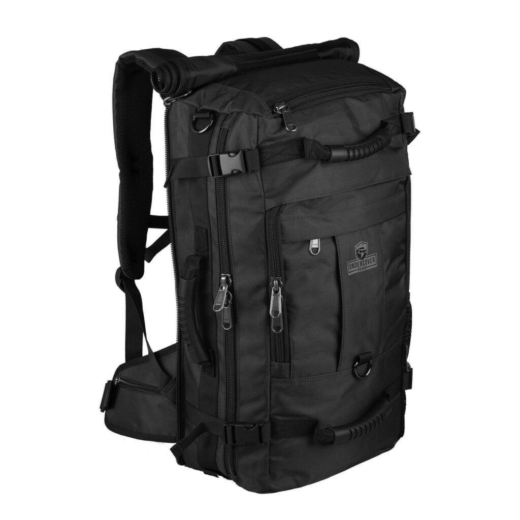 Allround Travelbag Black